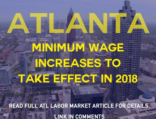 Fall 2017 Market Overview – Atlanta Focuses On Job Growth