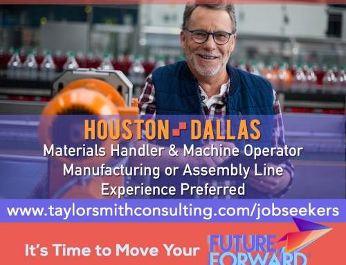 Immediate Openings for Machine Operator in NW Houston