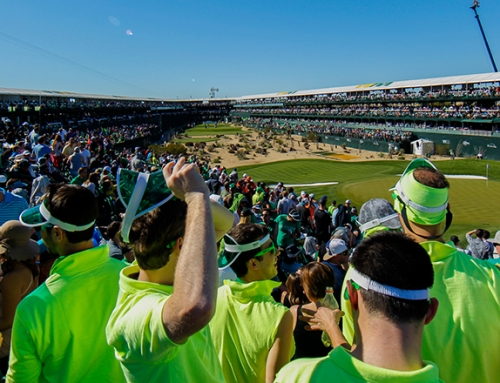 Phoenix Open Job Opportunties
