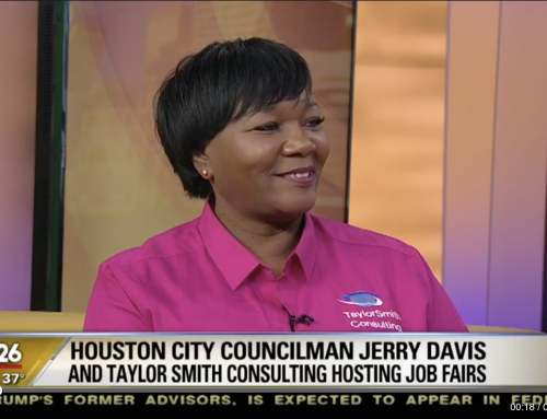 Fox 26 News Segment: District B Job Fair Series