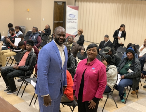 Houston City Councilmember Jerry Davis and Taylor Smith Consulting Host a Series of Job Fairs