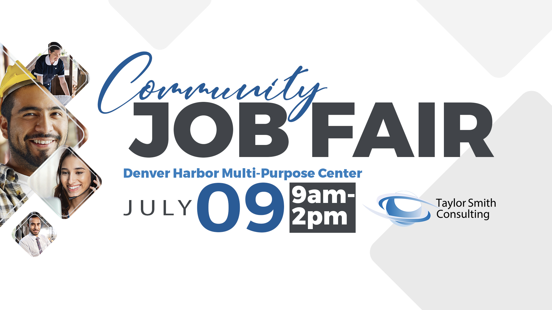 Outstanding Denver Harbor Job Fair To Fill Over 100 Positions In Home Interior And Landscaping Eliaenasavecom